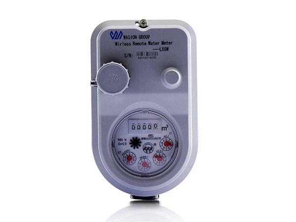 Contador de agua prepago con tarjeta inteligente LXSZ-K7