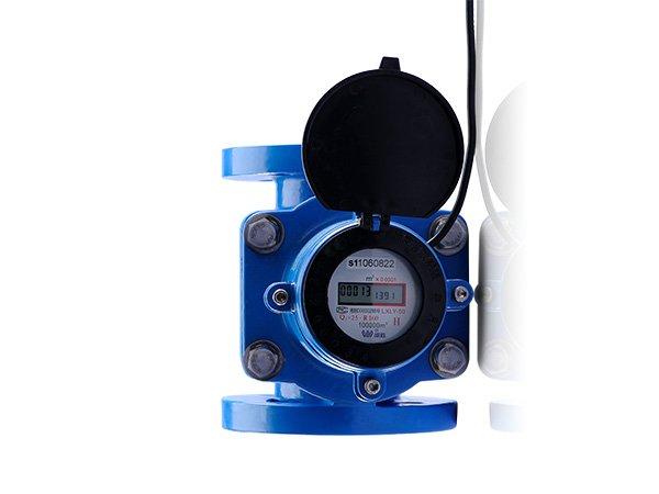 Contador de agua fría Woltmann LXLY